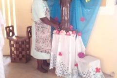Biankouri praca w kościele