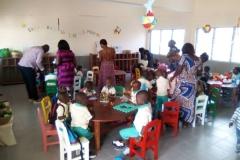 Lome, przedszkole