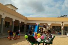 Przedszkole w Lome
