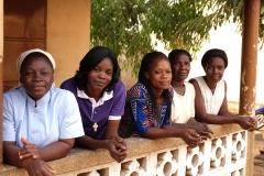 Togo - Lome, Sokode, Pagouda