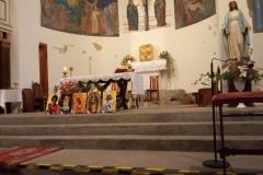 Różaniec misyjny w braniewskich Parafiach i w klasztorze