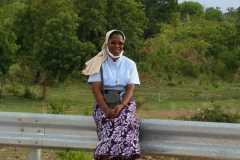 Siostry z Guerin-Kouka na niedzielnej wycieczce